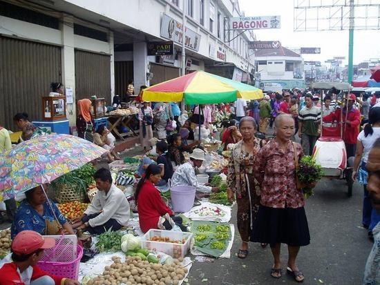 Salatiga, Indonesia (lived)