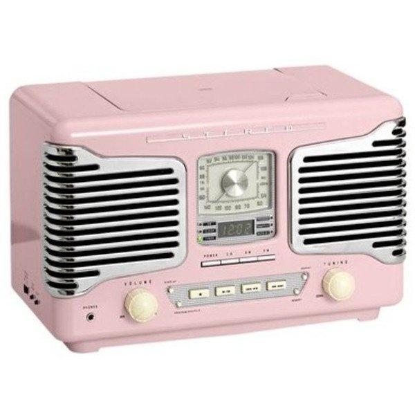 Vintage Radio Pink — bei heine.de