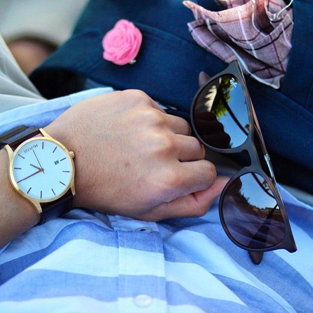 A man with style knows that the details can make or break an outfit. With some of the latest minimalist designs on the market, your search for the perfect watch ends here.