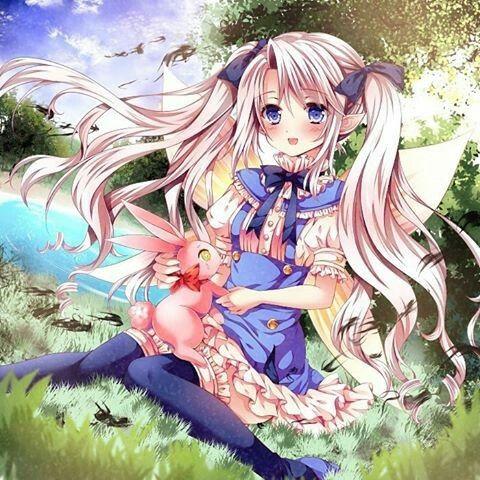477 best girly anime images on pinterest anime girls - Girly girl anime ...