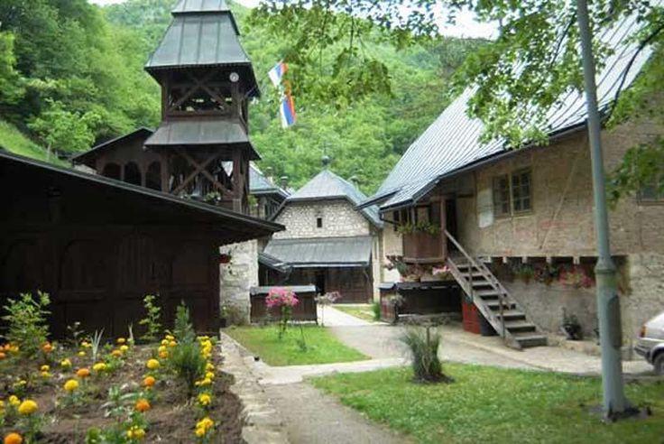 Lovnica monastery