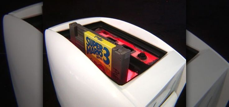 Love this - How to Turn a Toaster into a Working NES Console
