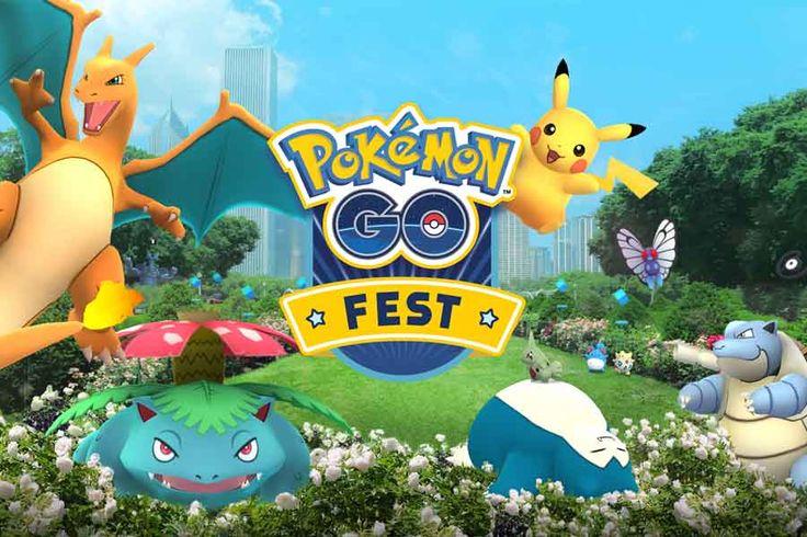 Niantic no se dio abasto para satisfacer a los asistentes del primer Pokémon Go Fest; resultó imposible conectarse al juego. #Tech #Gamers #Fun