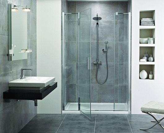 Ideal Standard Tonic shower enclosure collection brings a touch of luxury - Bathroom Review