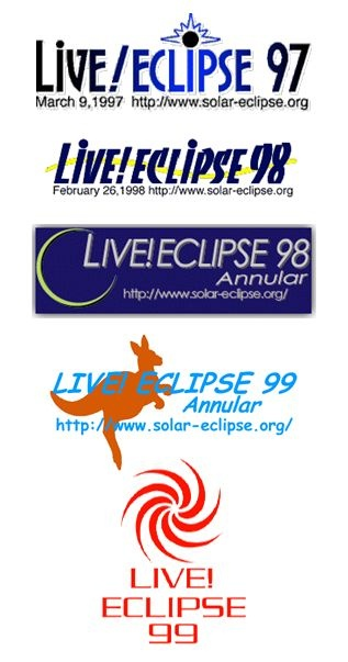 LIVE! ECLIPSE 97-99