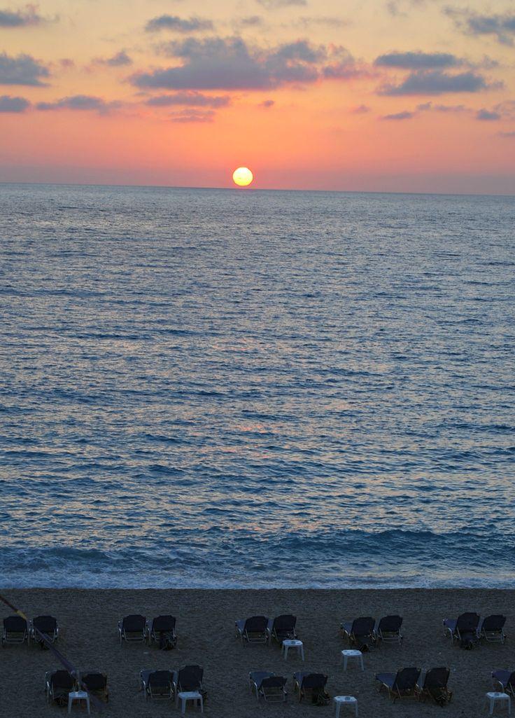 Kathisma beach Lefkada -Greece