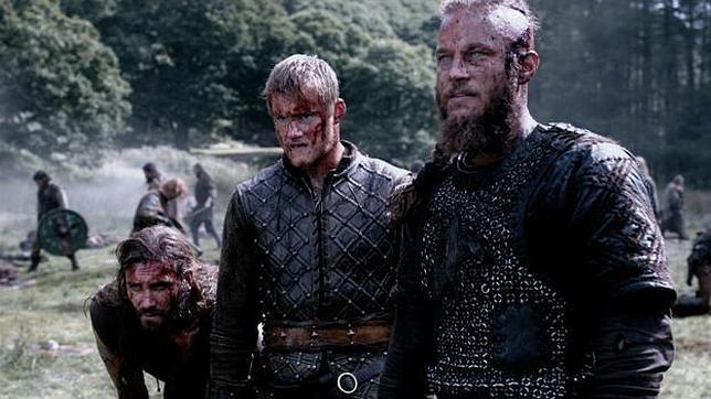 Batalla final entre Ragnar y Rey Horik, en el final de temporada de «Vikingos»