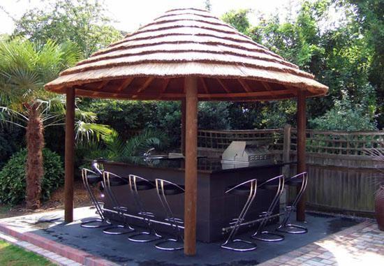 BBQ Island: Backyard Luxury - now all I need's to live somewhere sunny!