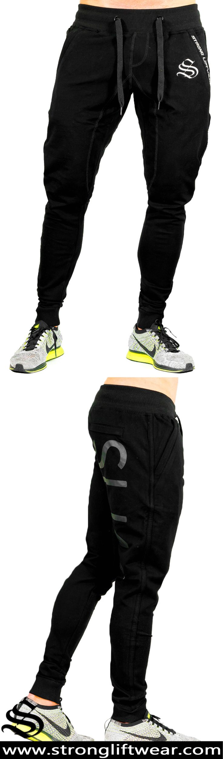 Active Training Pants - Black │gym wear │fitness wear │fitness clothing  │fitness