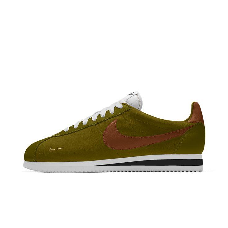 Nike Cortez iD Men's Shoe Size 11.5 (Green)