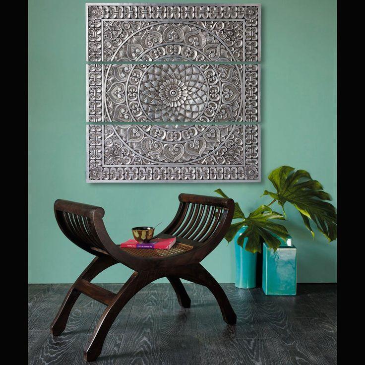 trendy from maisons du monde dcoration murale bangorejo with tableau elephant maison du monde. Black Bedroom Furniture Sets. Home Design Ideas