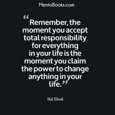 Great quote from the book The Miracle Morning by Hal Elrod! For the best self improvement books go visit http://www.mentobooks.com/