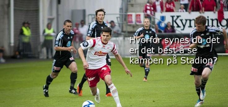 Velkommen til Fredrikstad Fotballklubb sin markedsside!