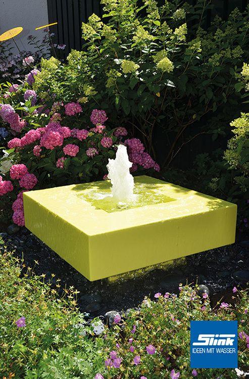 126 besten Gartenbrunnen, Terrassenbrunnen, Zimmerbrunnen Bilder - gartenbrunnen modernes design