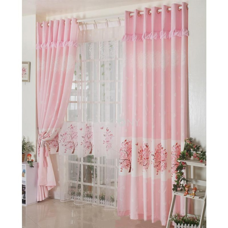 113 best ☆ Window Treatment ☆ images on Pinterest | Sheet curtains ...