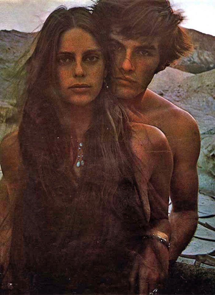 born to be wild.  Zabriskie Point.: