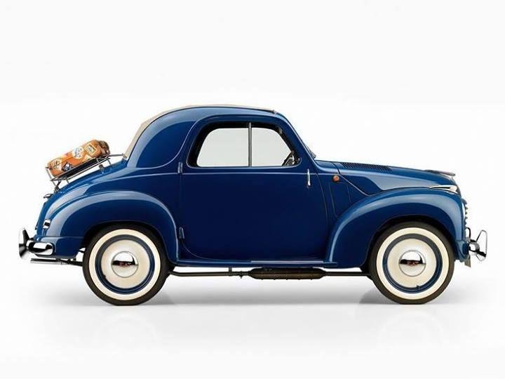 TOPOLINO!!! Fiat 500cc 1950