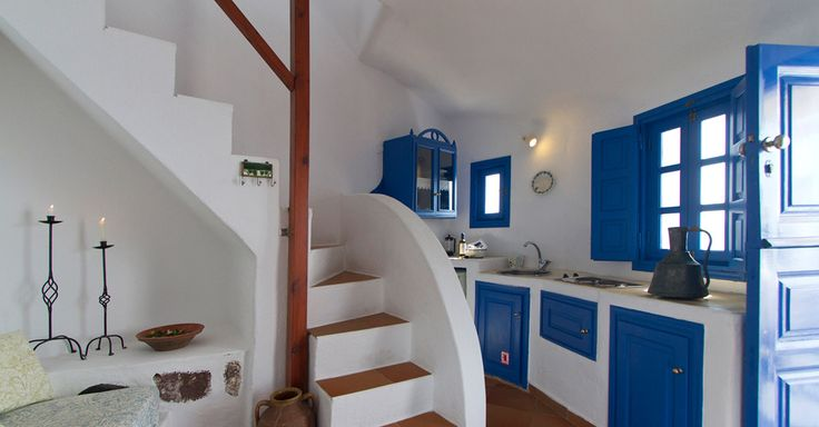 #traditional houses, #suites & #studios, where you will relish unique moments of relaxation during your vacation on the magnificent #island of #Santorini.