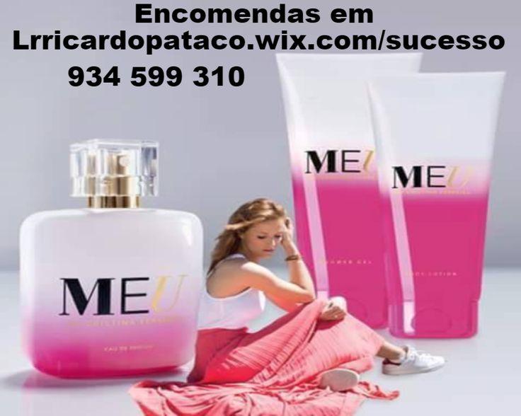 Novidades Perfume Cristina Ferreira.