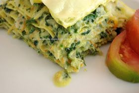 Ingredientes: 800g de bacalhau 1 embalagem de lasanha fresca 200g de espinafres cozidos 16 fatias de queijo em barra ...