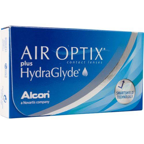 #Контактные_линзы Air Optix plus HydraGlyde – #купить в Киеве, Харькове. Доставка – Интернет-магазин Lornet