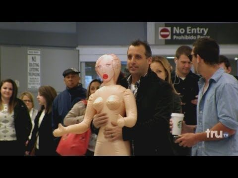 Impractical Jokers - Airline Ticket To Embarrassment - YouTube