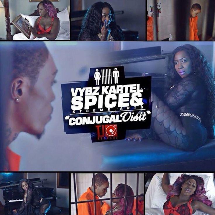 Spice & Vybz Kartel - Conjugal Visit (Official Music Video)