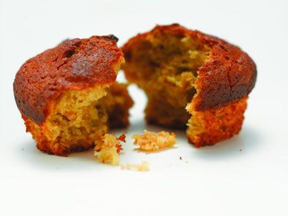 Almás-fahéjas muffin