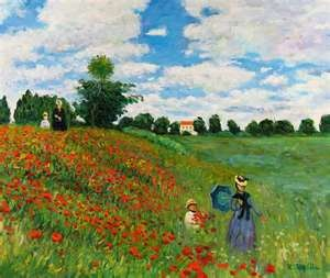 Famous artist paintings Claude Monet paintings on canvas
