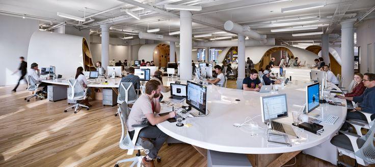 Une marguerite g ante c 39 est sympa aussi 2 je travaille poste de travail pinterest bureaux - Design bureau de travail ...