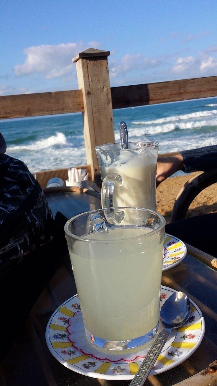 Hot Lemon & Sahlab - Alexandria (Egypt)