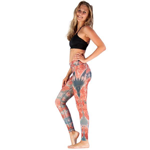 Yoga Leggings Damen Indian Summer günstig kaufen