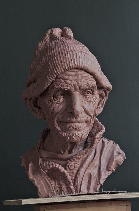 James Stewart Sculpture