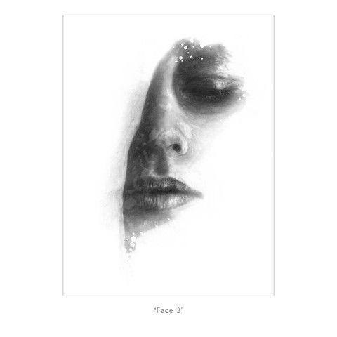 Kunstplakat // Poster
