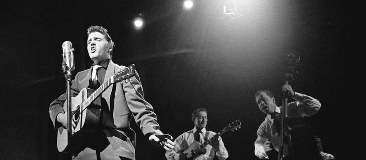 Scotty Moore, le guitariste d'Elvis, est mort