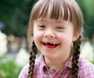 Image result for special needs child laughing