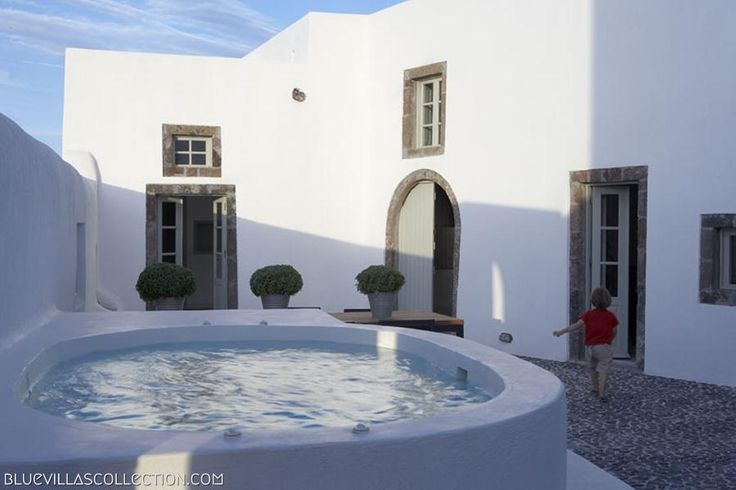 Villa Fabrica | Luxury Villas in Santorini | Blue Villas Collection