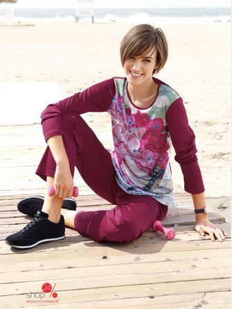 985739f9d4bb9b1 Спортивный костюм Harmony Klingel, цвет розовый | Домашние костюмы ...