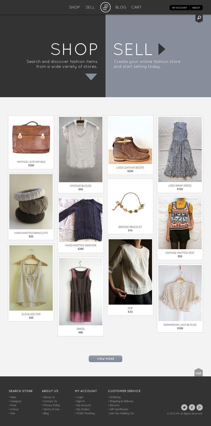 137 best Web Design images on Pinterest | Design web, Design ...