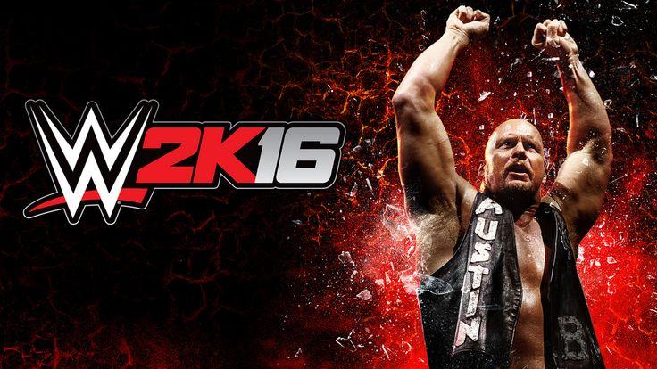 WWE 2K16 - An Amusing Professional Wrestling Game Has Finally Arrived for WWE Fans - EGameBoss.com - October 28th, 2015
