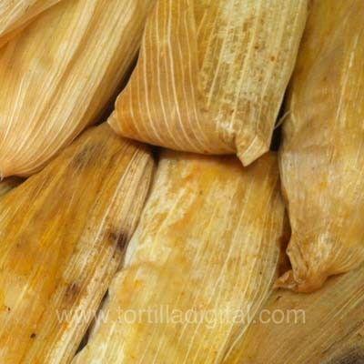 Receta de TAMALES CANARIOS en www.tortilladigital.com