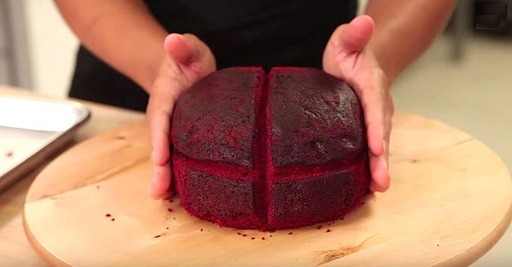 "This week on her YouTube channel, ""How To Cake It,"" Yolanda the cake-baking pro has given herself quite the chilling assignment — turning a delicious red velvet cake into a gooey edible human brain. Not only is this perfect for your next Halloween party, but anyone who enjoys ""The Walking Dead"" will appreciate this confection year-found. The inside... View Article"