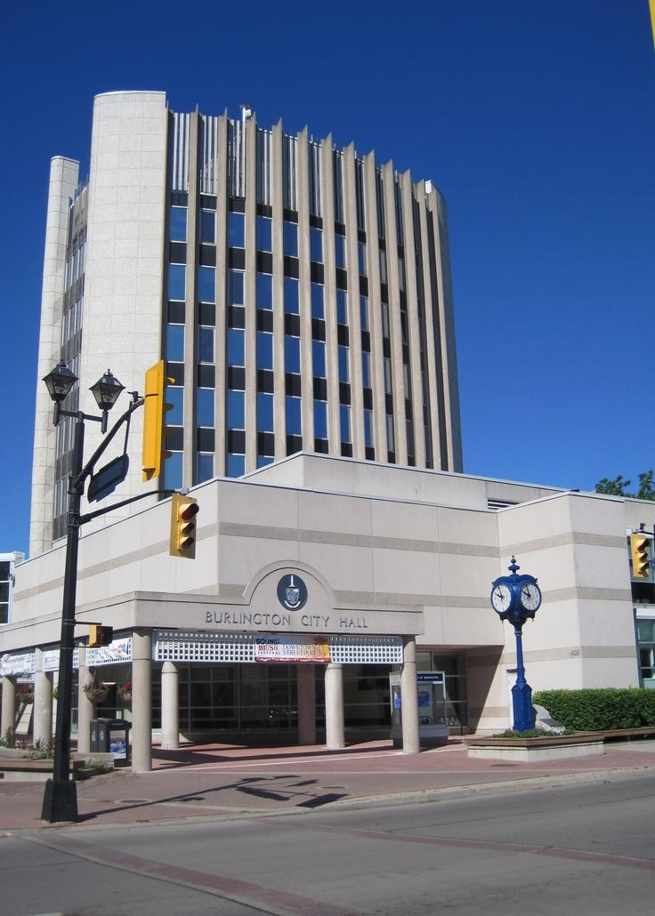 Burlington City Hall  #Burlington #Ontario #CityHall