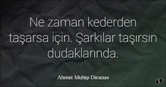 * Ahmet Muhip Dıranas