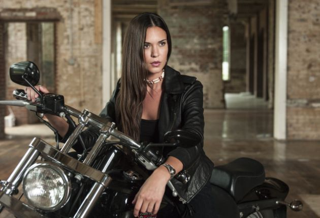 #Banshee TV Series Hotties: Odette Annable as Nola Longshadow - as Valeria McGregor
