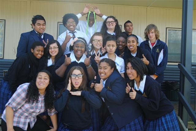 Macarthur Adventist College Class of 2011 Muck Up Photo