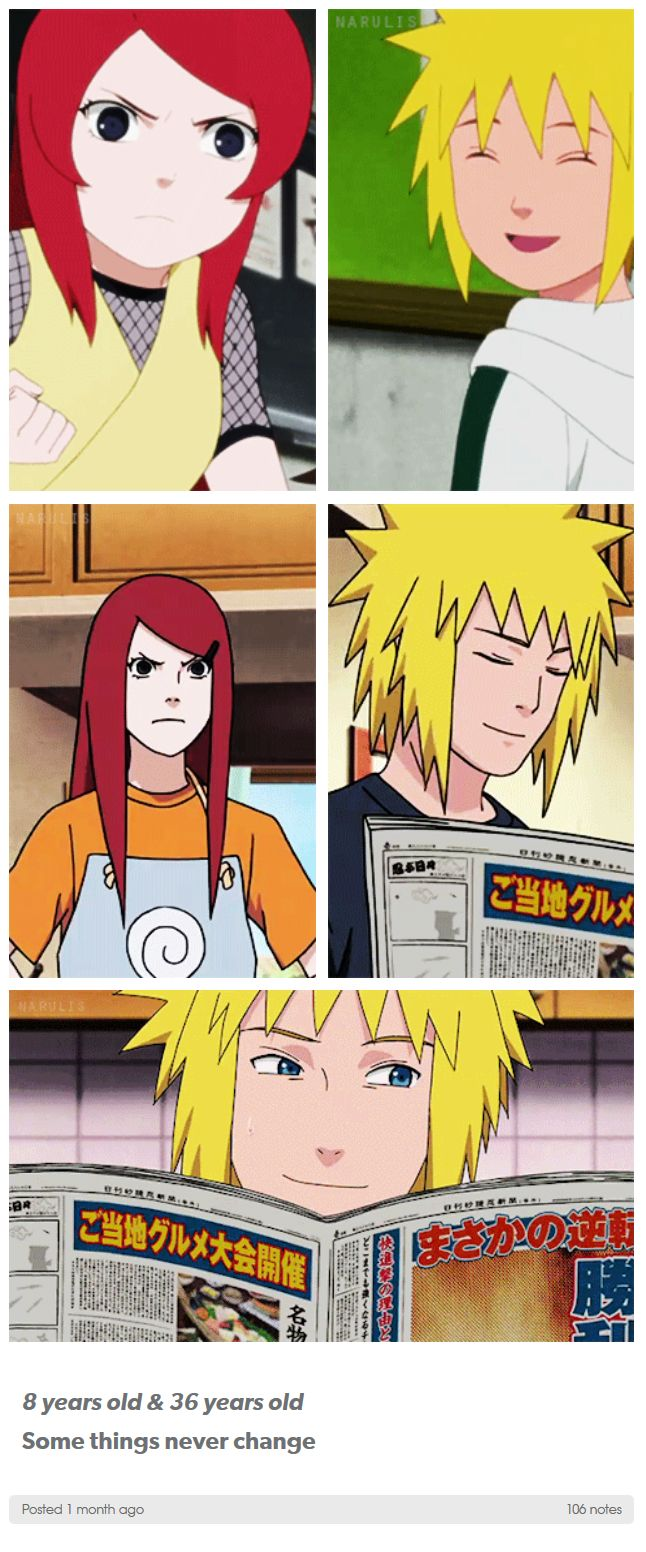 Yes!!! Minato & Kushina are so cute!! I wish Naruto and Sakura would've ended up together. The resemblance!! #naruto #goals