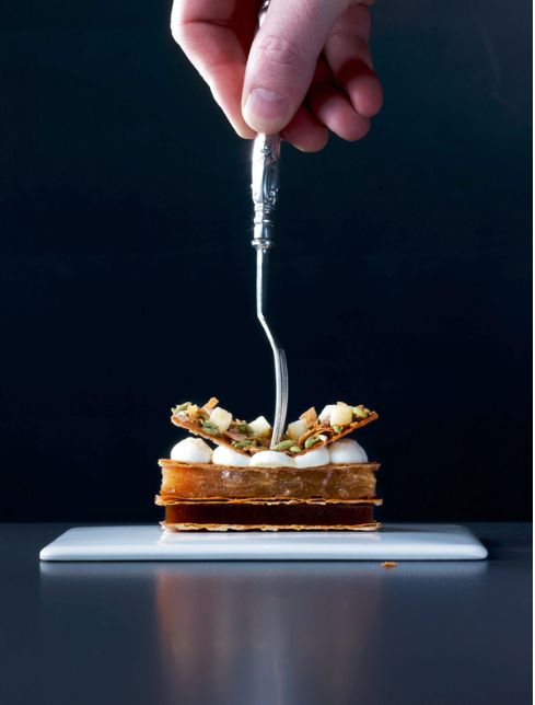 26 best food plating images on pinterest gastronomy food food food photography cracking crackers bloomsbury heston blumenthal at home 2011 fandeluxe Image collections