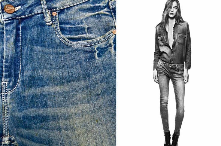 Nouvelle collection  Skinny DYANI : bientôt sur notre e-shop   Effet vintage