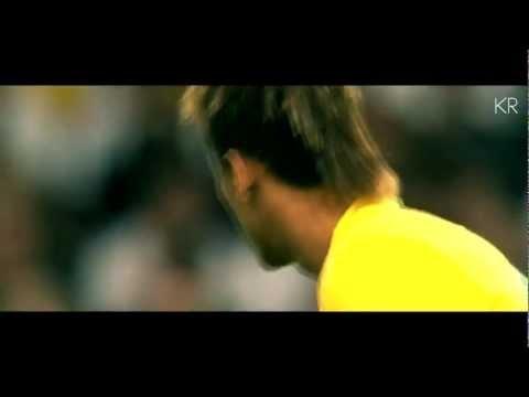 Neymar Da Silva - All Of The Lights 2011/2012 HD